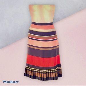 Ann Taylor pleated skirt, EUC